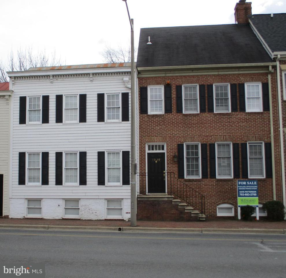 Commercial for Sale at 1020 Duke St Alexandria, Virginia 22314 United States