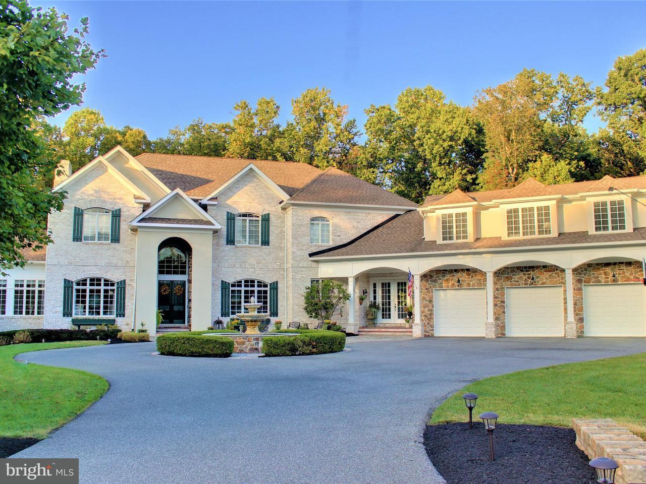 Частный односемейный дом для того Продажа на 7028 Meandering Stream Way 7028 Meandering Stream Way Fulton, Мэриленд 20759 Соединенные Штаты