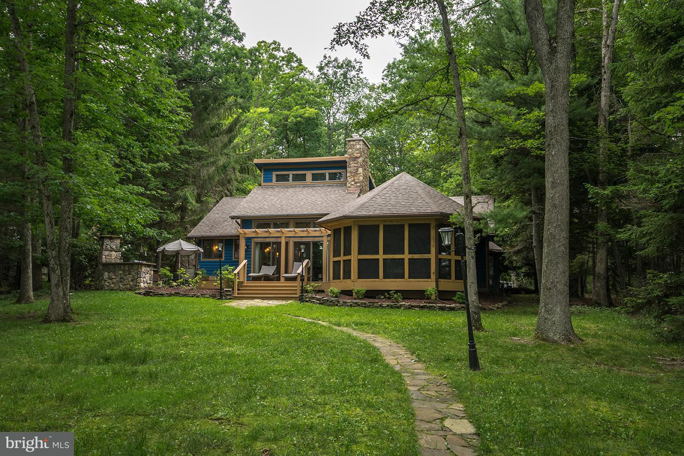 Single Family for Sale at 308 Cedarbrook Rd Swanton, Maryland 21561 United States