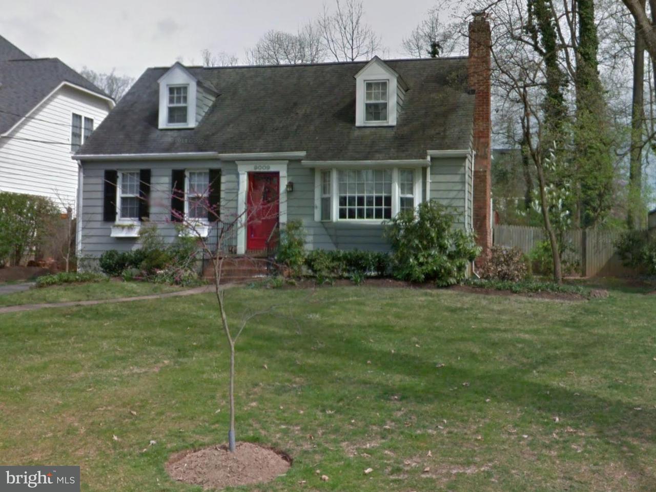 Single Family Home for Sale at 9009 Seneca Lane 9009 Seneca Lane Bethesda, Maryland 20817 United States
