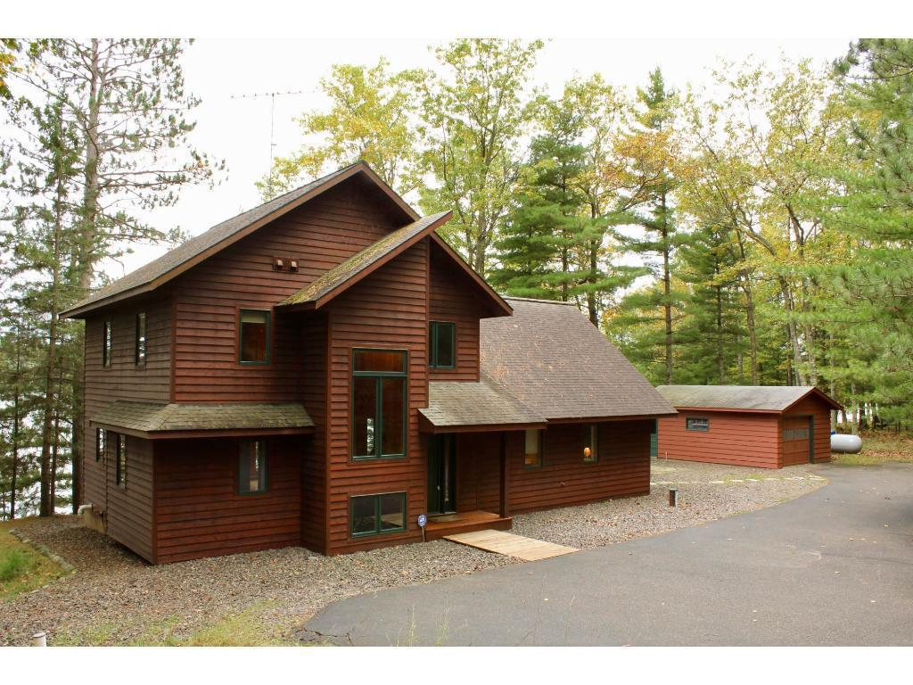 View Single-Family Home For Sale at 11055 W ALLAN RD, HAYWARD, WI