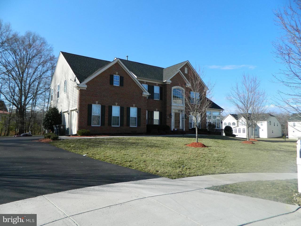 獨棟家庭住宅 為 出售 在 14909 Taryn Lea Court 14909 Taryn Lea Court Accokeek, 馬里蘭州 20607 美國