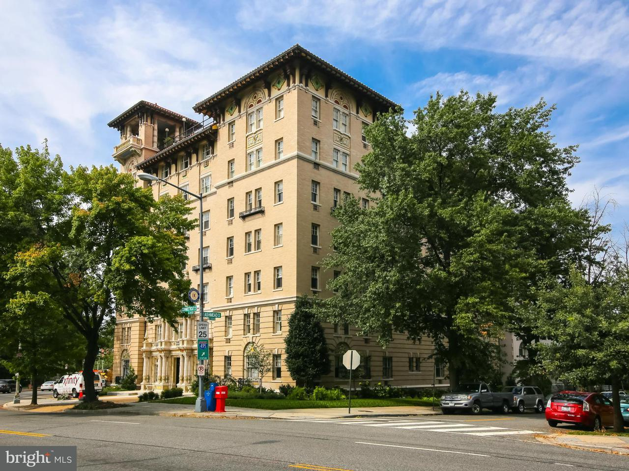Other Residential for Rent at 2311 Connecticut Ave NW #607 Washington, District Of Columbia 20008 United States
