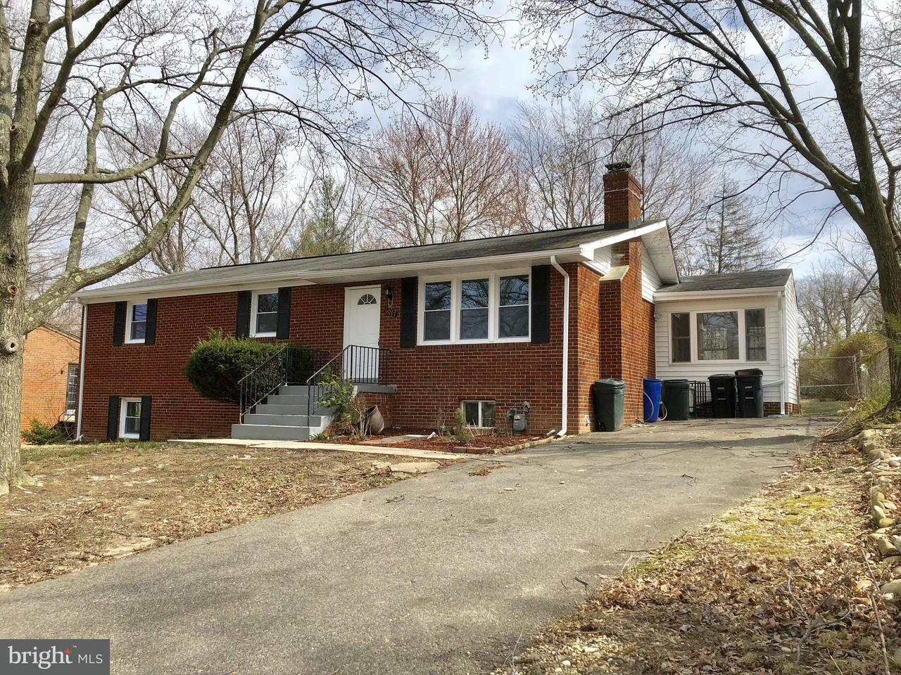 Single Family for Sale at 6017 Darel St Suitland, Maryland 20746 United States