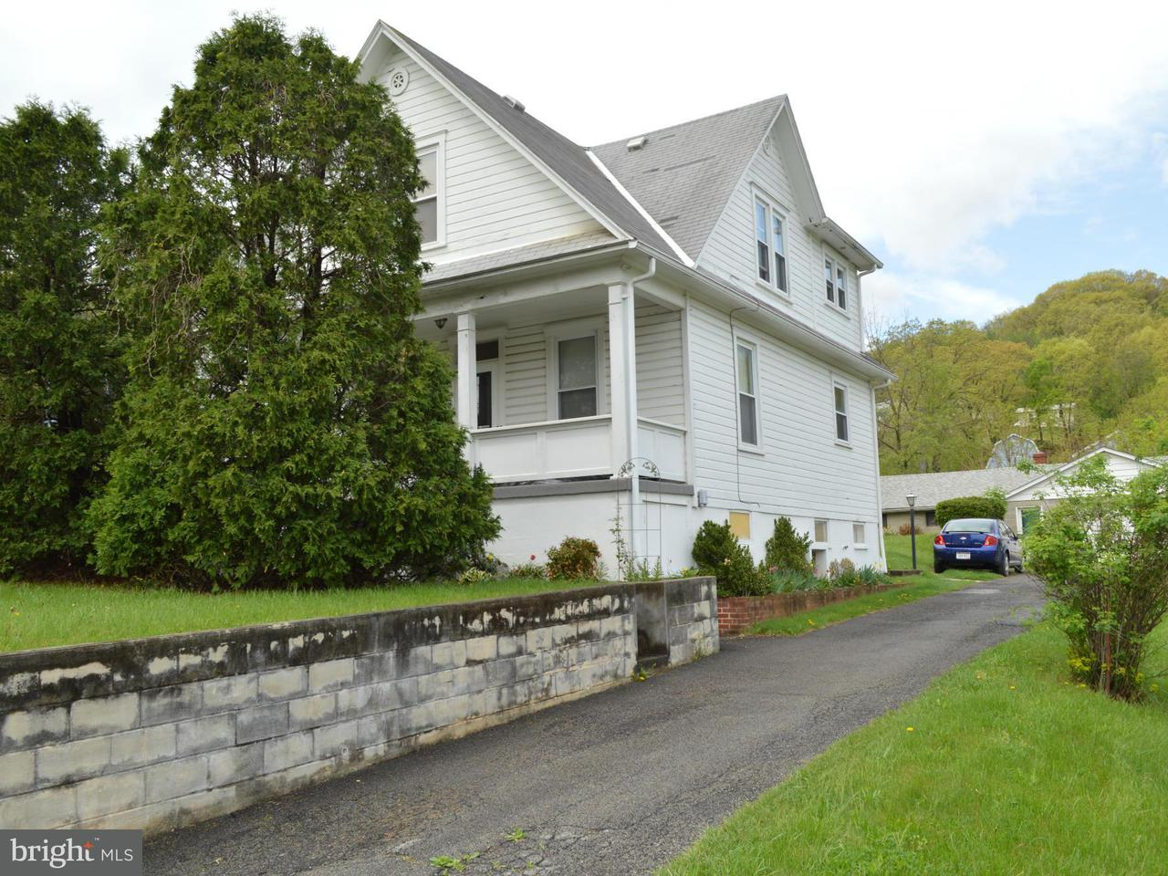 Single Family for Sale at 236 Springfield St Wiley Ford, West Virginia 26767 United States