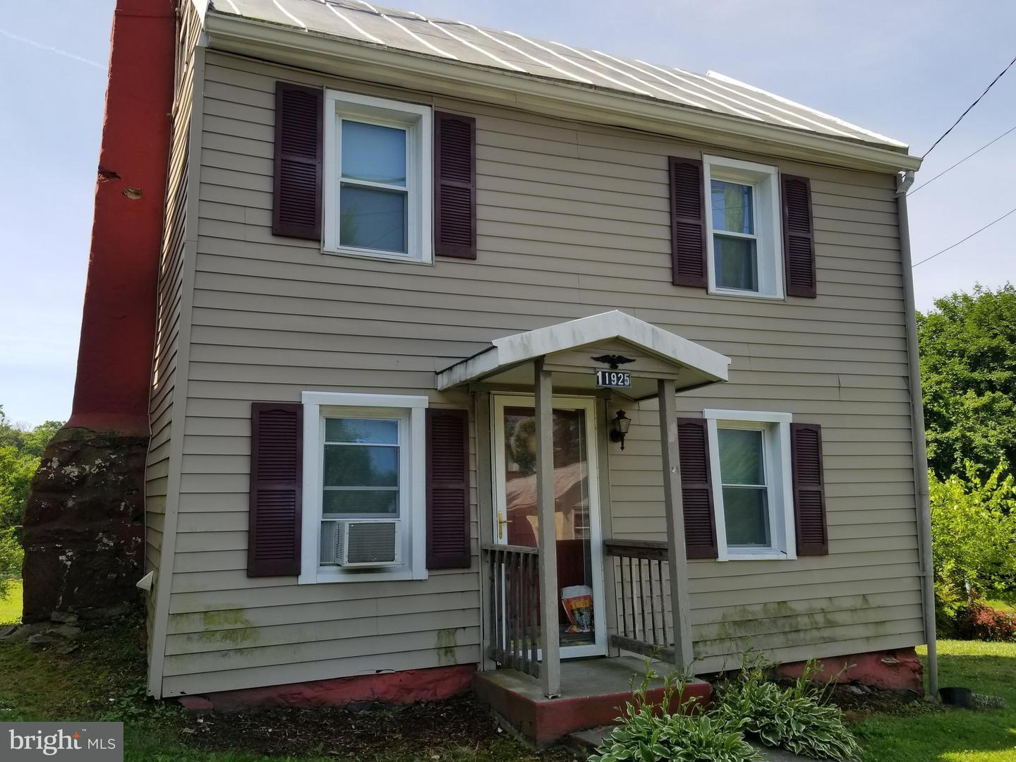 Single Family for Sale at 11925 Main St Libertytown, Maryland 21762 United States