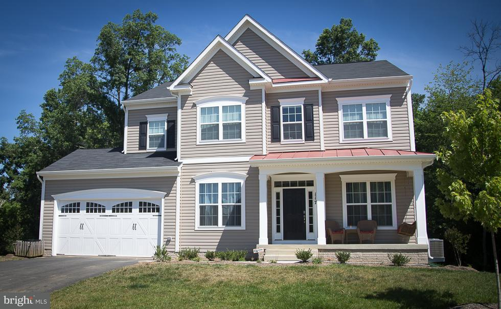 Single Family Home for Sale at 12248 Sedge Street 12248 Sedge Street Bristow, Virginia 20136 United States