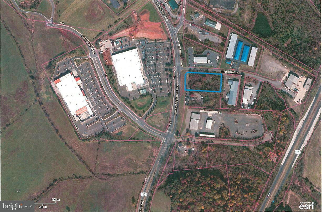 Land for Sale at Industrial Rd Warrenton, Virginia 20186 United States