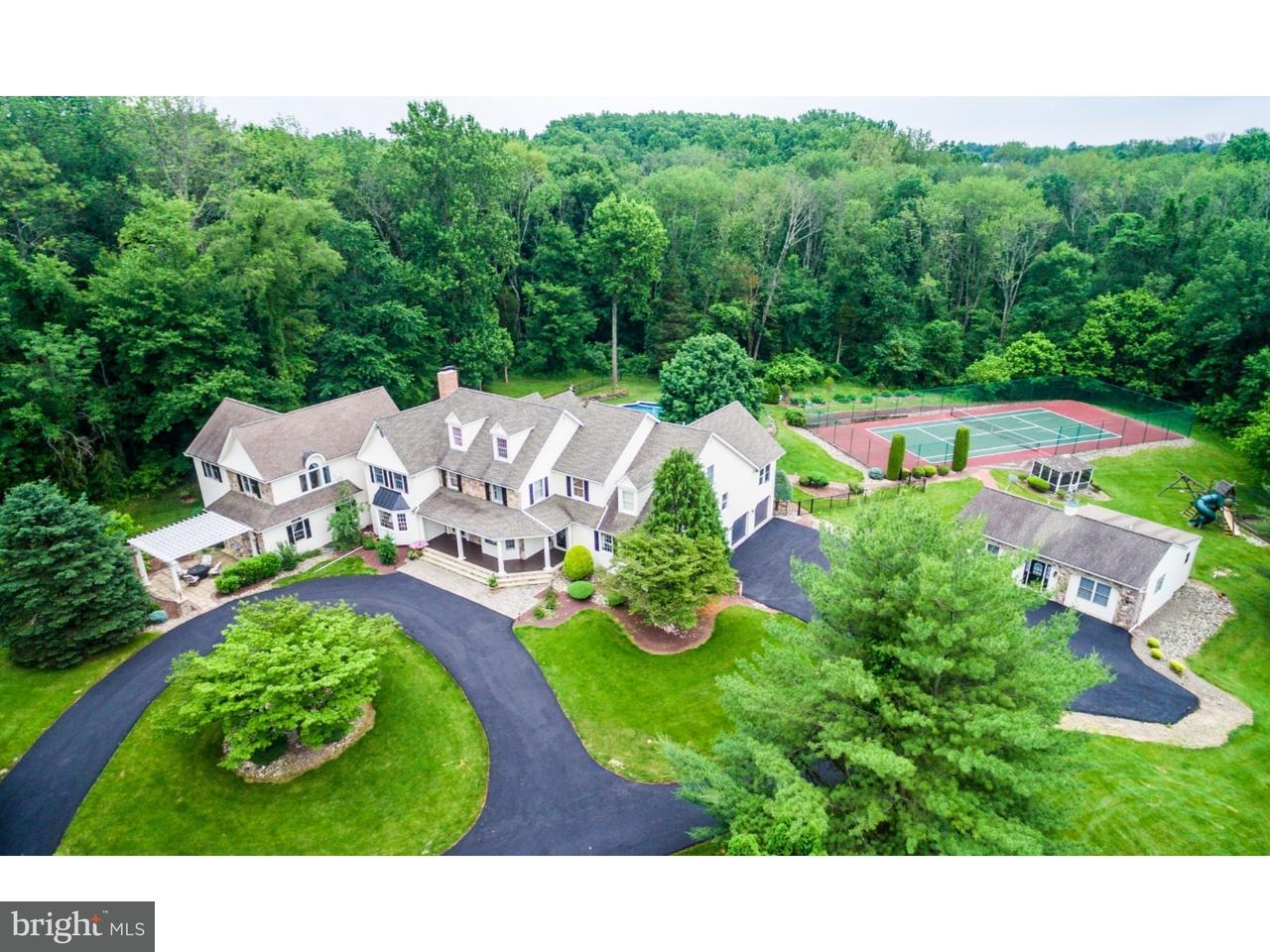 独户住宅 为 销售 在 1260 GRENOBLE Road Ivyland, 宾夕法尼亚州 18974 美国