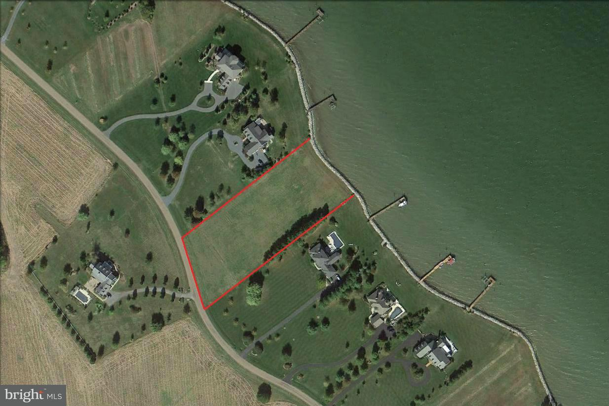 Land for Sale at New Post Rd St. Michaels, Maryland 21663 United States