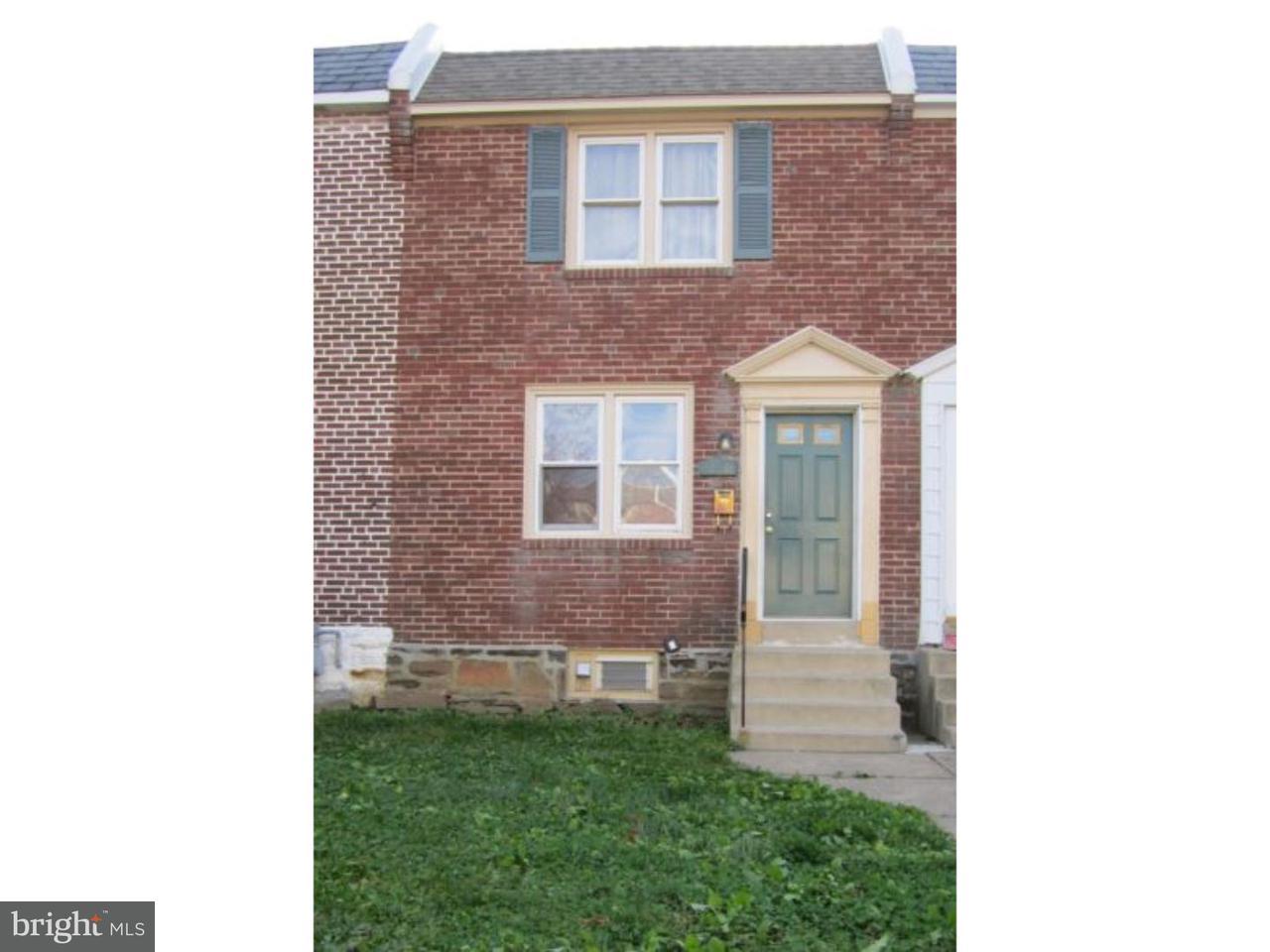 Casa unifamiliar adosada (Townhouse) por un Alquiler en 220 SPRING VALLEY Road Darby, Pennsylvania 19023 Estados Unidos