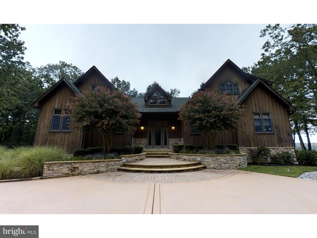 Maison unifamiliale pour l Vente à 644 SILVER RUN Road Millville, New Jersey 08332 États-Unis