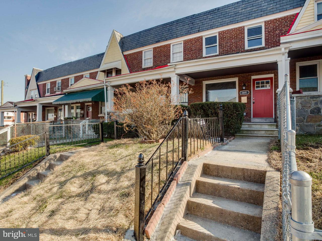 Single Family for Sale at 3811 Woodridge Rd Baltimore, Maryland 21229 United States