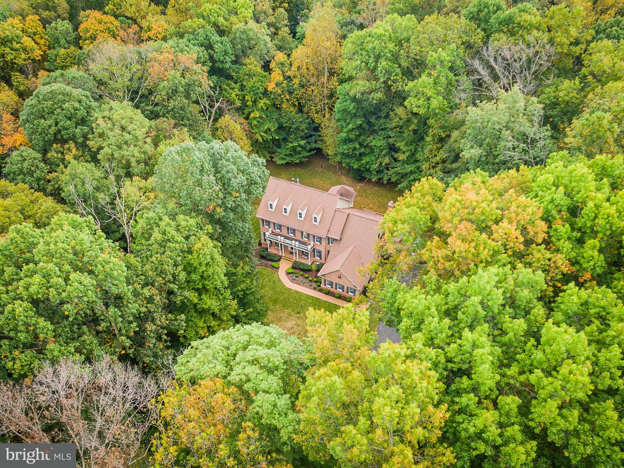 Single Family Home for Sale at 11605 Ten Penny Drive 11605 Ten Penny Drive Fairfax Station, Virginia 22039 United States