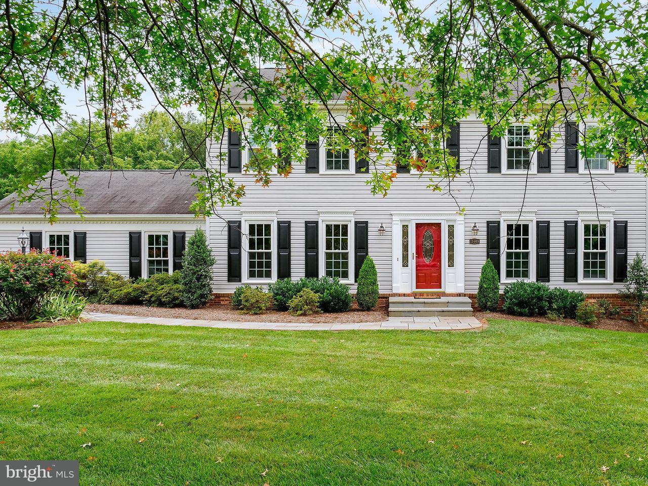 단독 가정 주택 용 매매 에 13609 Copper Ridge Drive 13609 Copper Ridge Drive Herndon, 버지니아 20171 미국