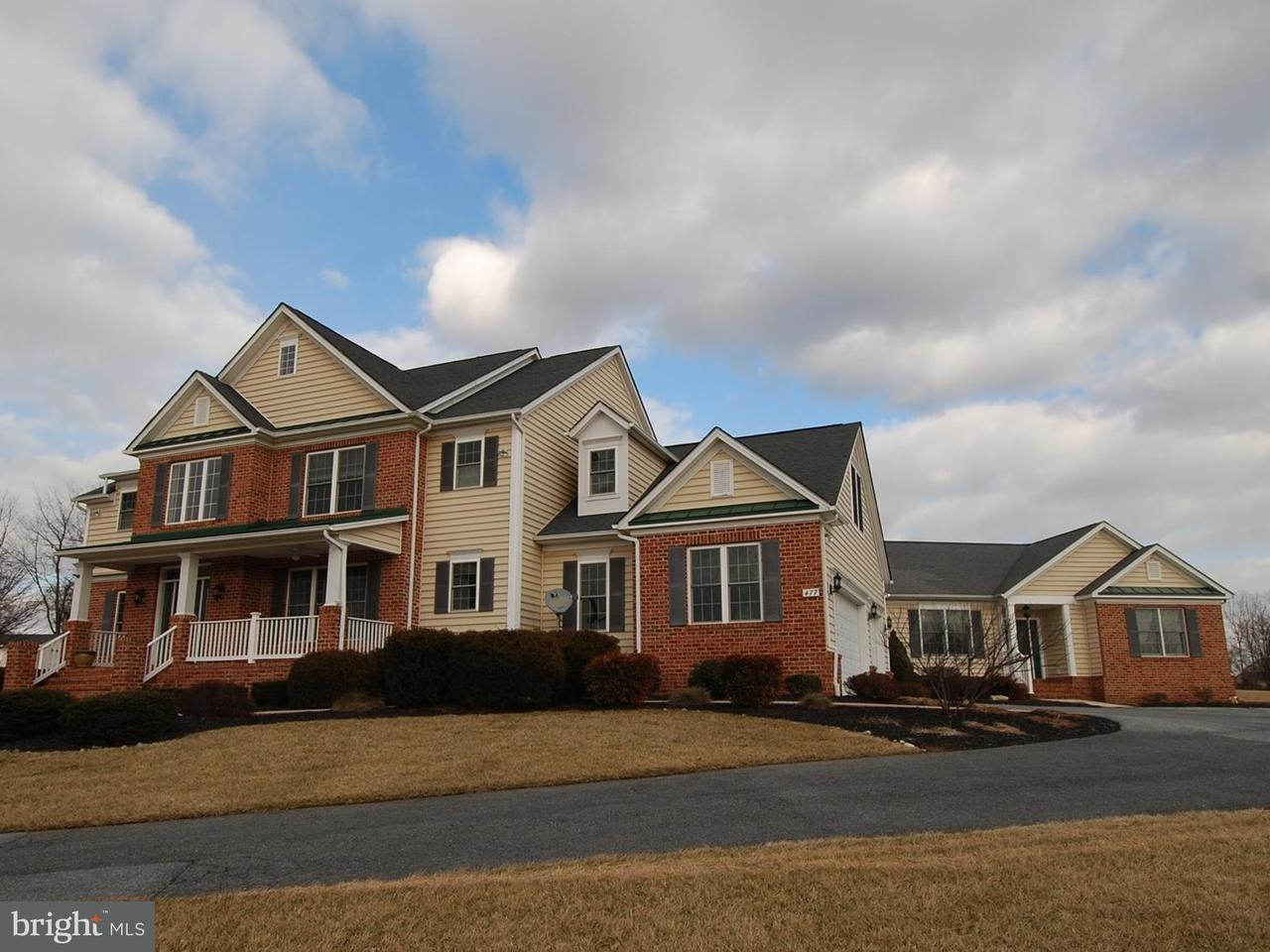 Single Family Home for Sale at 477 Calvins Drive 477 Calvins Drive Sykesville, Maryland 21784 United States