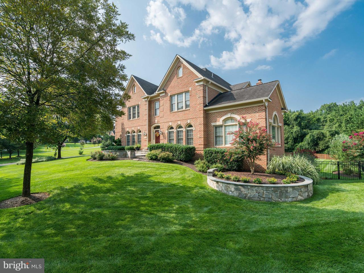 Single Family Home for Sale at 2802 Marshall Lake Drive 2802 Marshall Lake Drive Oakton, Virginia 22124 United States