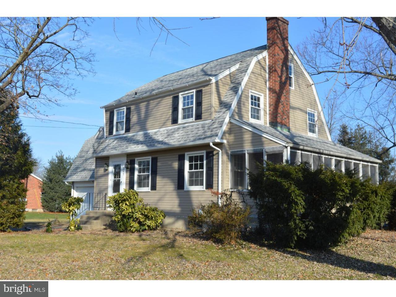 Casa Unifamiliar por un Alquiler en 2473 BRISTOL Road Warrington, Pennsylvania 18976 Estados Unidos