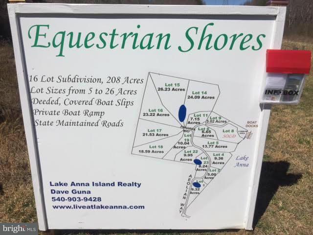 Additional photo for property listing at 11 Aeolain  Bumpass, Virginia 23024 United States