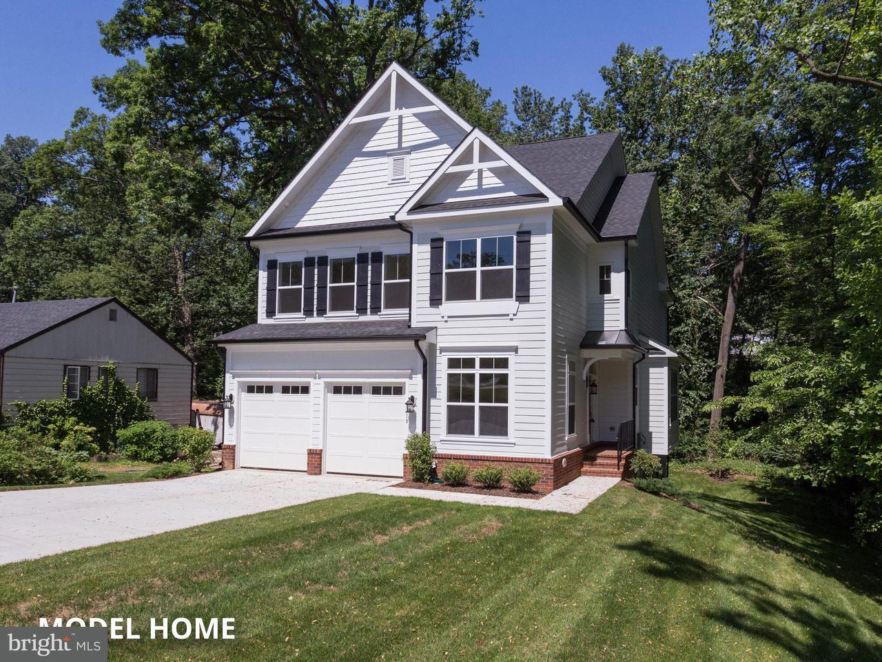 Eensgezinswoning voor Verkoop een t Patterson Road Patterson Road Falls Church, Virginia 22043 Verenigde Staten