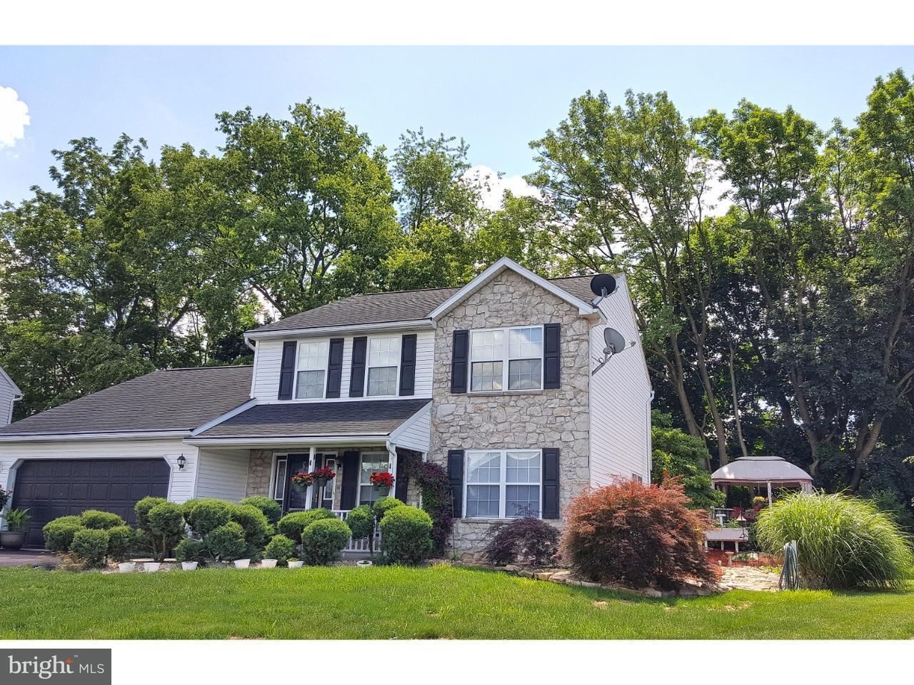 Maison unifamiliale pour l Vente à 119 CORNERSTONE Drive Blandon, Pennsylvanie 19510 États-Unis