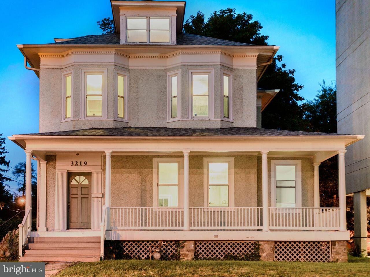 Einfamilienhaus für Verkauf beim 3219 Wisconsin Ave Nw 3219 Wisconsin Ave Nw Washington, District Of Columbia 20016 Vereinigte Staaten