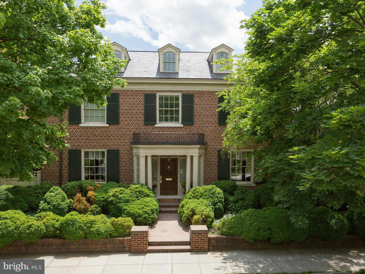 Single Family for Sale at 2404 Wyoming Ave NW Washington, District Of Columbia 20008 United States