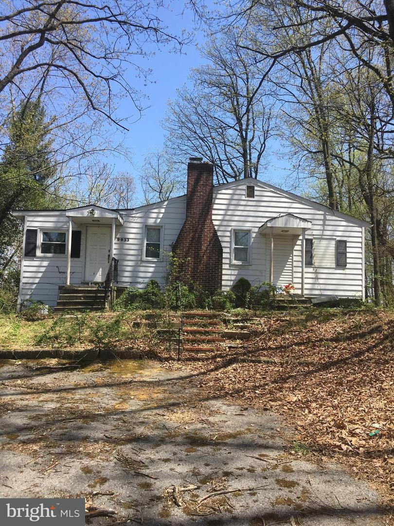 Single Family for Sale at 9033 Old Court Rd Windsor Mill, Maryland 21244 United States
