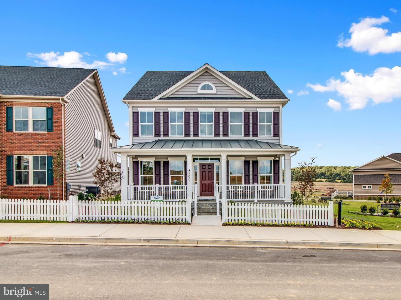 Single Family Home for Sale at 4330 Arbor Wood Circle 4330 Arbor Wood Circle Burtonsville, Maryland 20866 United States