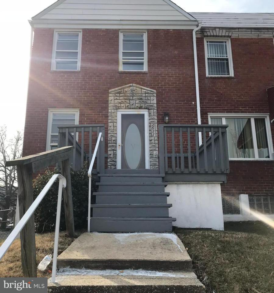 Other Residential for Rent at 2627 Kentucky Ave Baltimore, Maryland 21213 United States