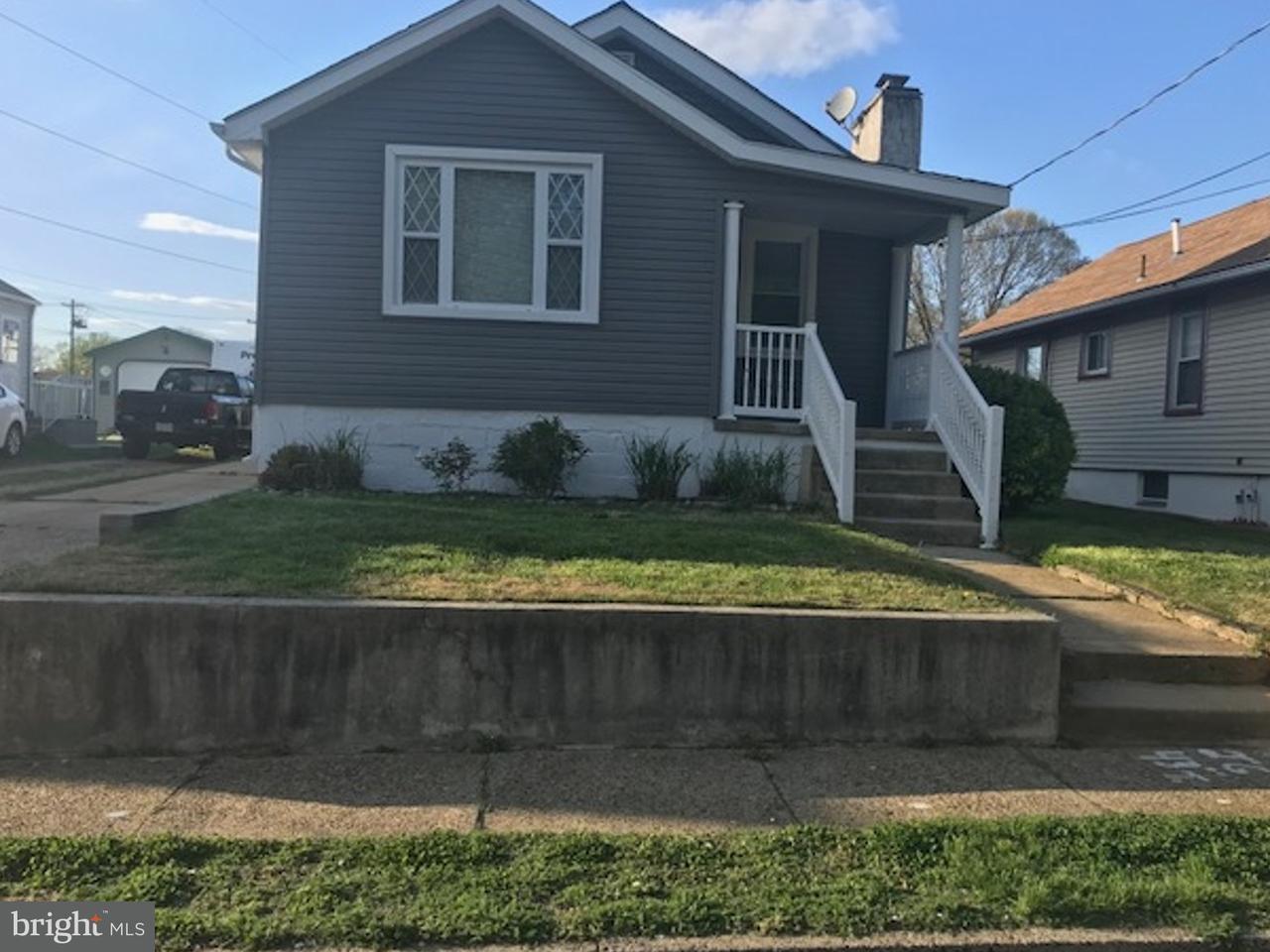 Maison unifamiliale pour l Vente à 111 E FRONT Street Glendora, New Jersey 08029 États-Unis
