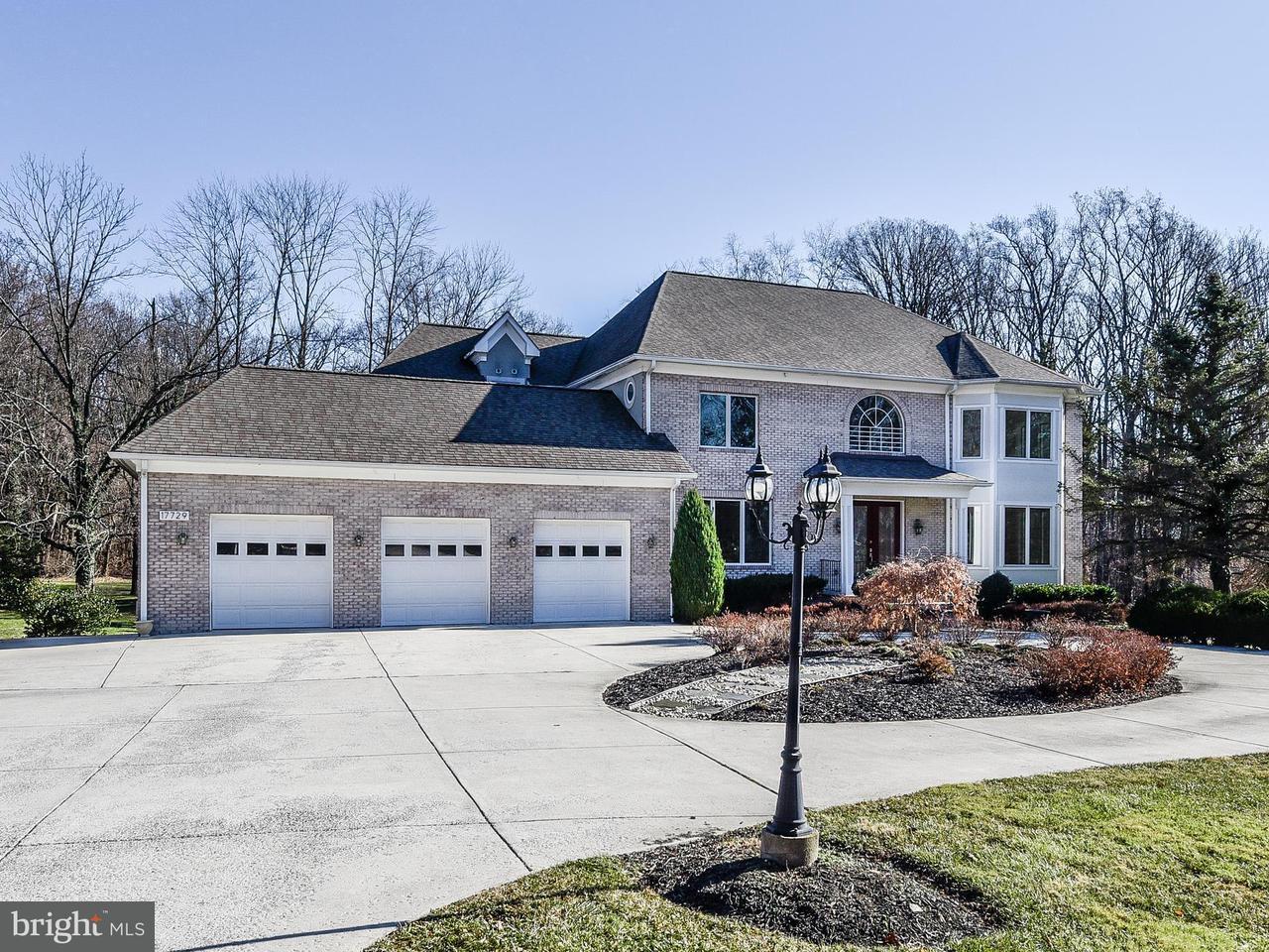 Villa per Vendita alle ore 17729 Norwood Road 17729 Norwood Road Sandy Spring, Maryland 20860 Stati Uniti