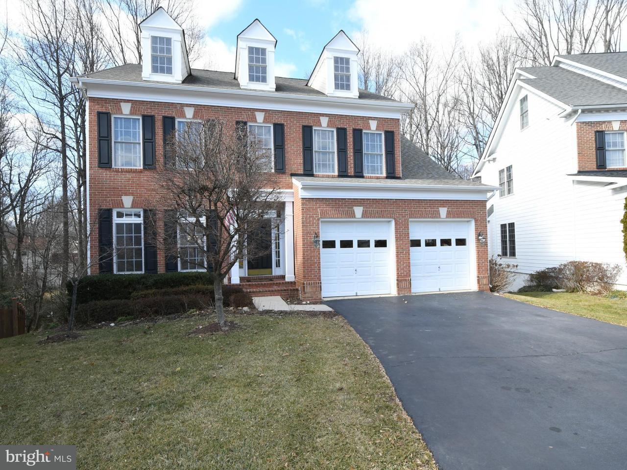 一戸建て のために 売買 アット 4316 Chancery Park Drive 4316 Chancery Park Drive Fairfax, バージニア 22030 アメリカ合衆国