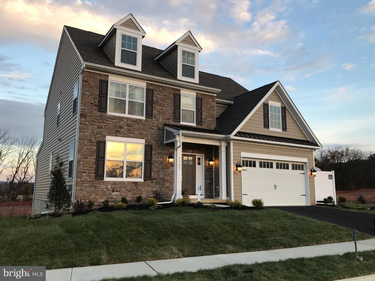 Single Family Home for Sale at 3611 GEHMAN Road Macungie, Pennsylvania 18062 United States