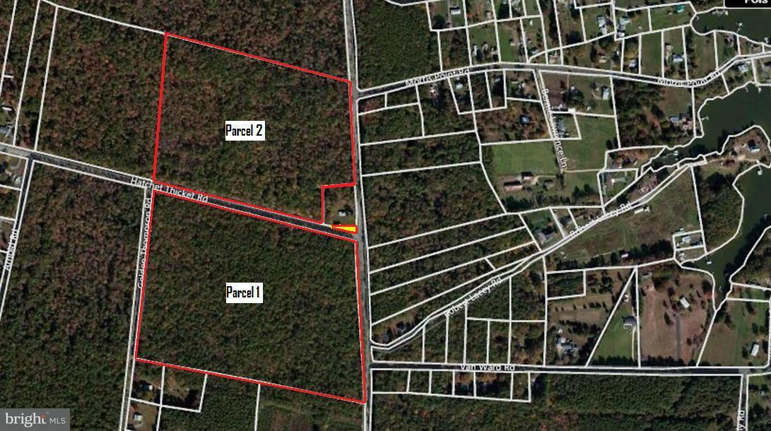 Land for Sale at Morris Point Rd Abell, Maryland 20606 United States