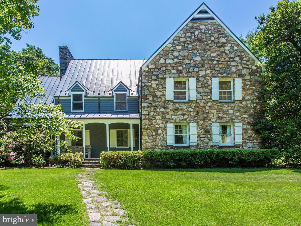 独户住宅 为 销售 在 3204 Mountain Road 3204 Mountain Road Haymarket, 弗吉尼亚州 20169 美国