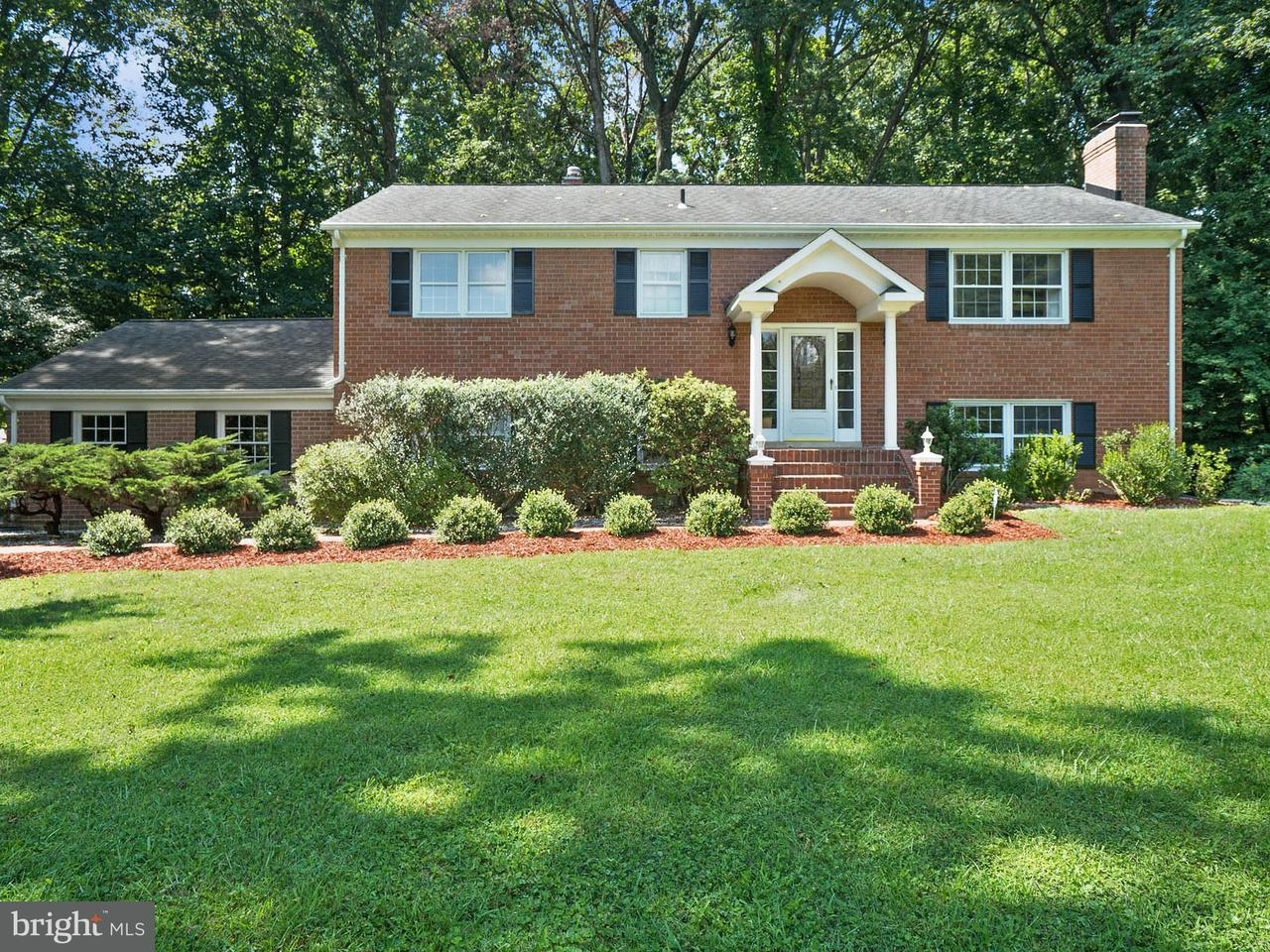 Single Family Home for Sale at 3110 Hunt Road 3110 Hunt Road Oakton, Virginia 22124 United States