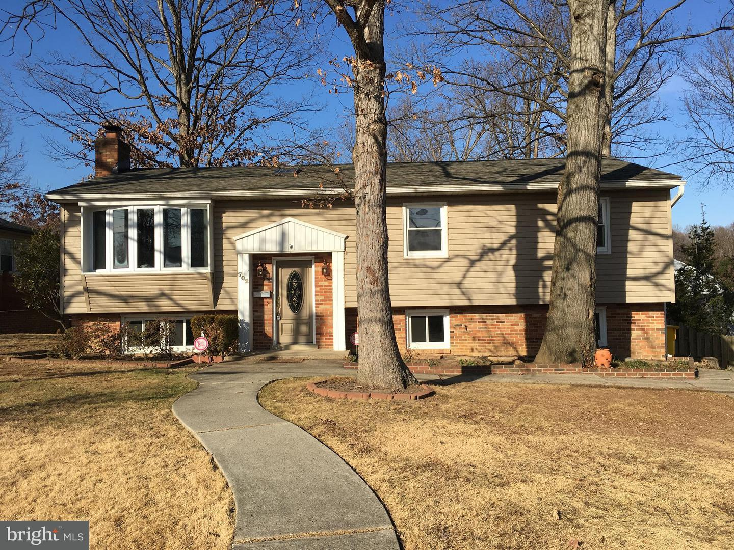 Single Family for Sale at 702 Maple Rd W Linthicum Heights, Maryland 21090 United States