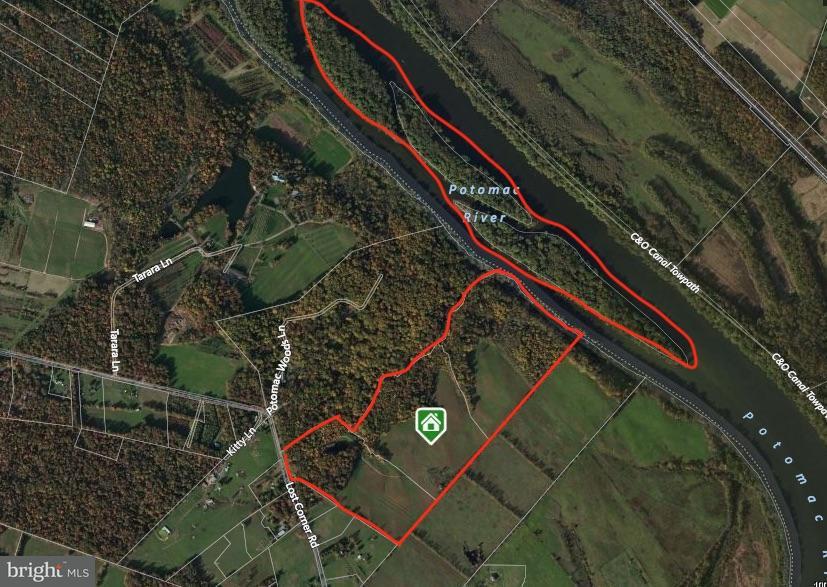Land for Sale at 43756 LOST CORNER Road 43756 LOST CORNER Road Leesburg, Virginia 20176 United States