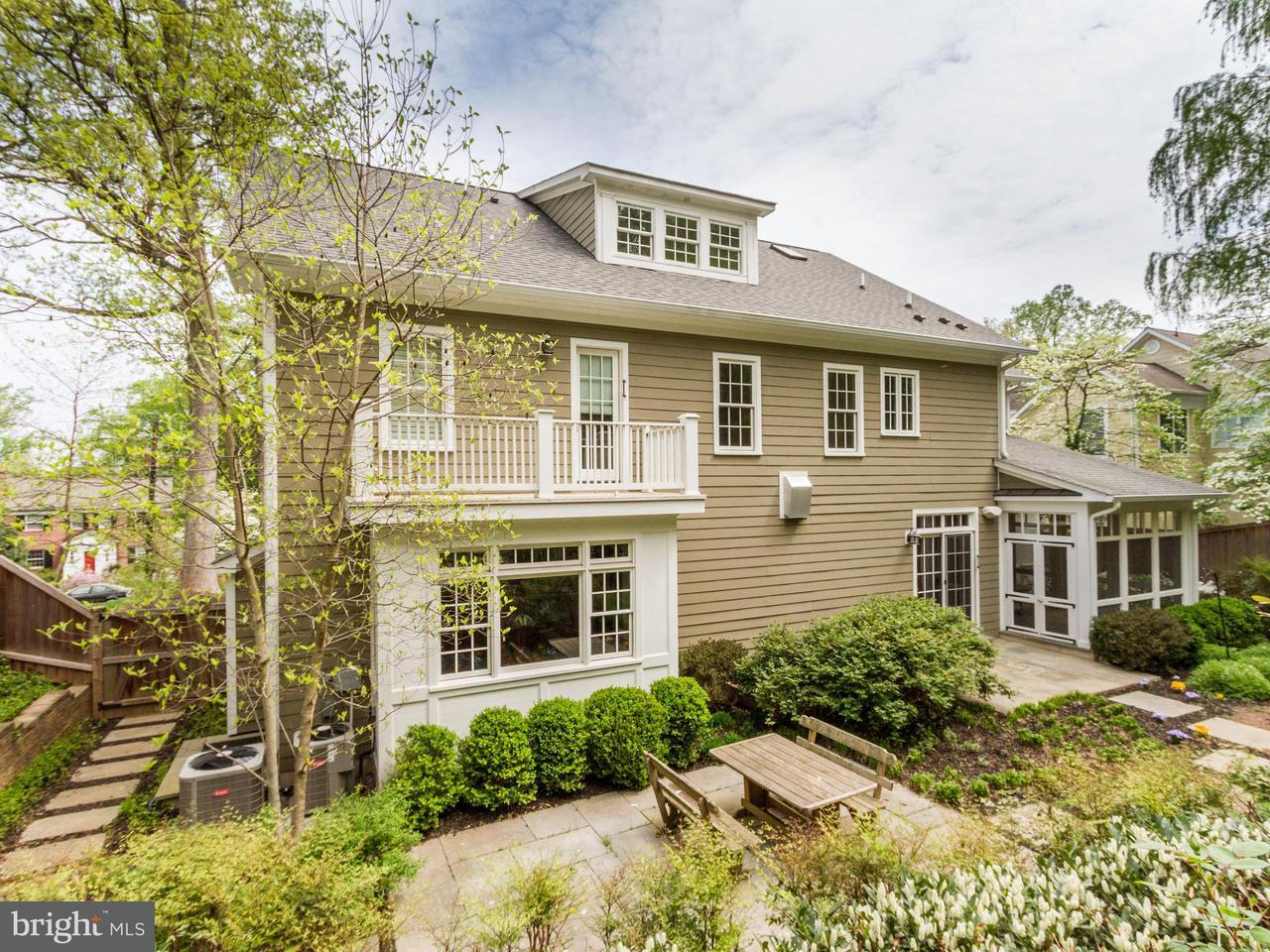 Single Family Home for Sale at 6020 Dellwood Place 6020 Dellwood Place Bethesda, Maryland 20817 United States
