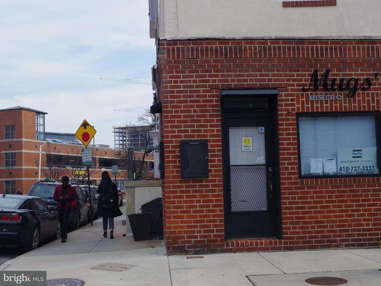 Other Residential for Rent at 300 Exeter Baltimore, Maryland 21202 United States