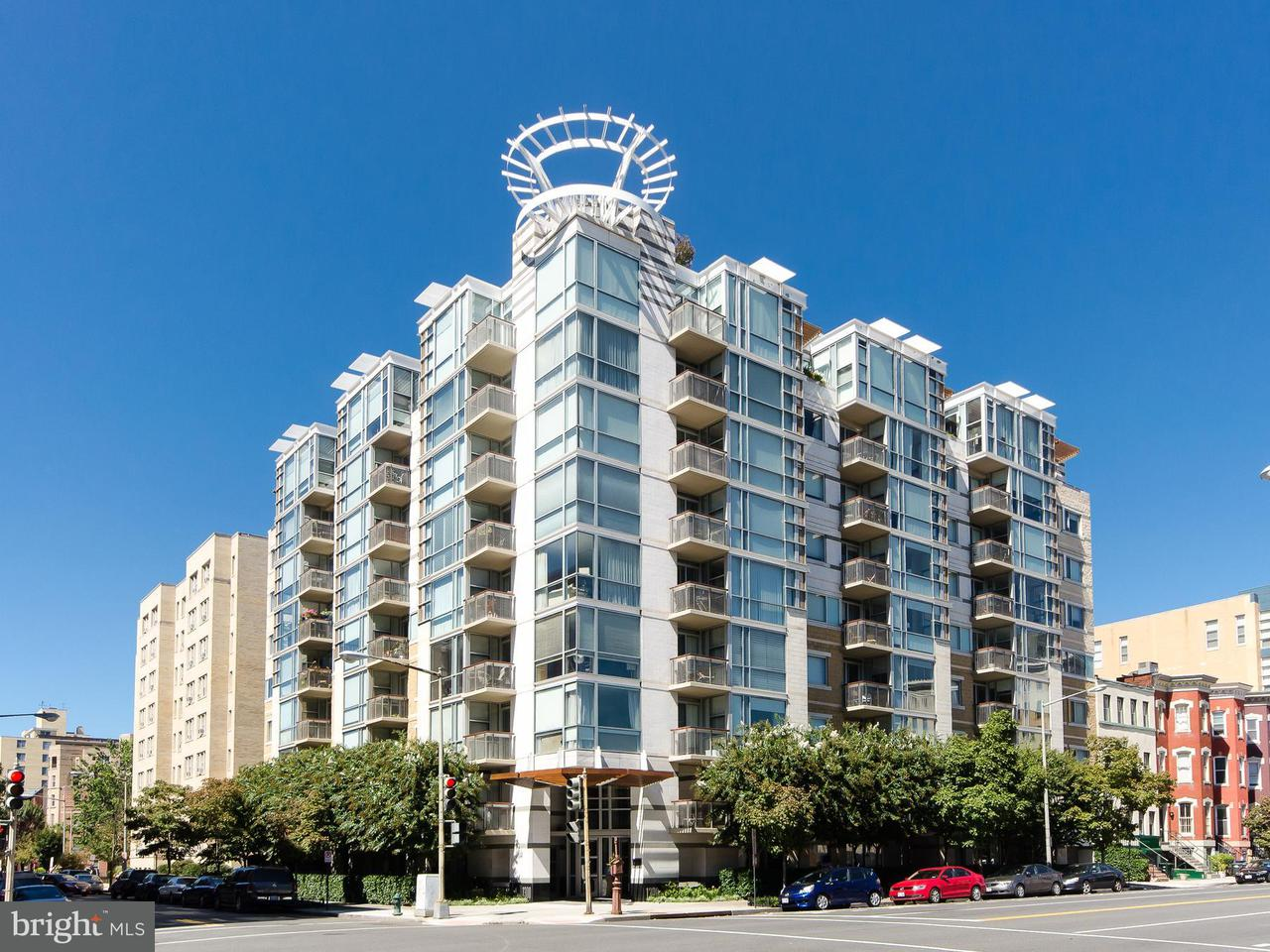 Condominium for Sale at 1300 13th St NW #806 Washington, District Of Columbia 20005 United States