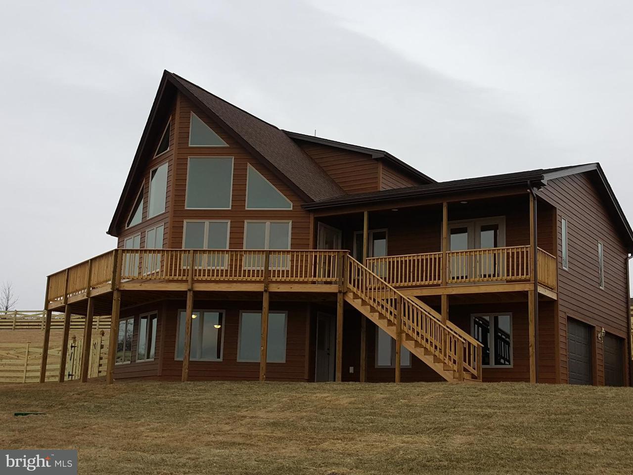 Einfamilienhaus für Verkauf beim 338 Freezeland Loop Road 338 Freezeland Loop Road Linden, Virginia 22642 Vereinigte Staaten