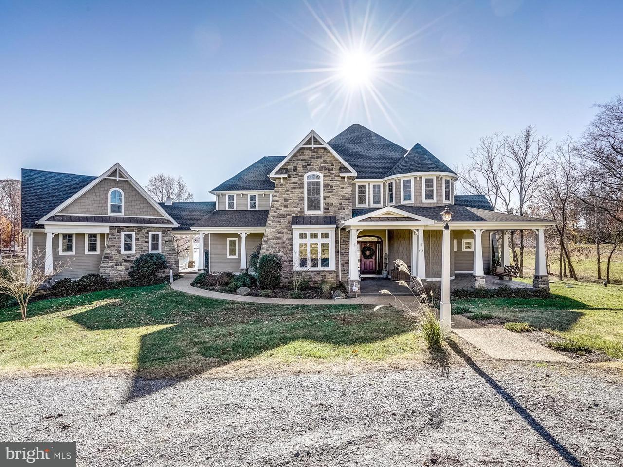 Einfamilienhaus für Verkauf beim 568 Burruss Mill Road 568 Burruss Mill Road Bumpass, Virginia 23024 Vereinigte Staaten