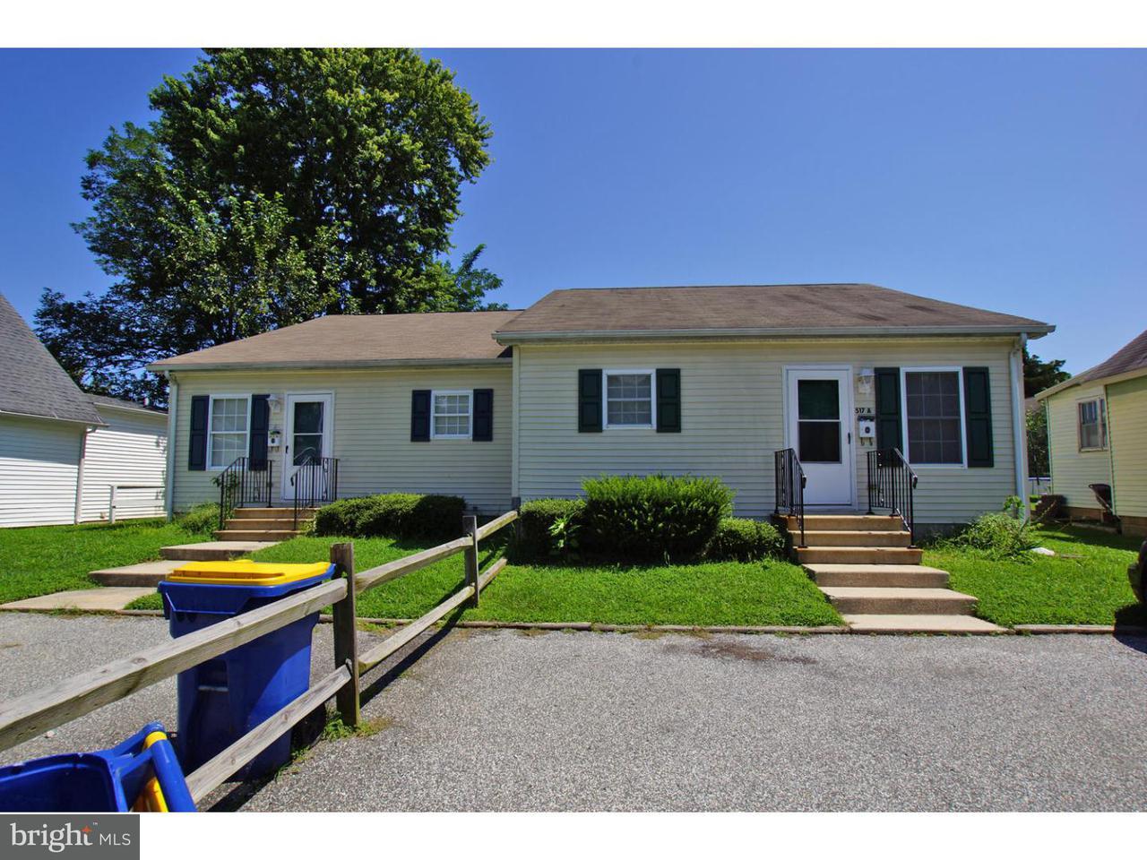 Maison accolée pour l à louer à 517A TRUITT Avenue Milford, Delaware 19963 États-Unis
