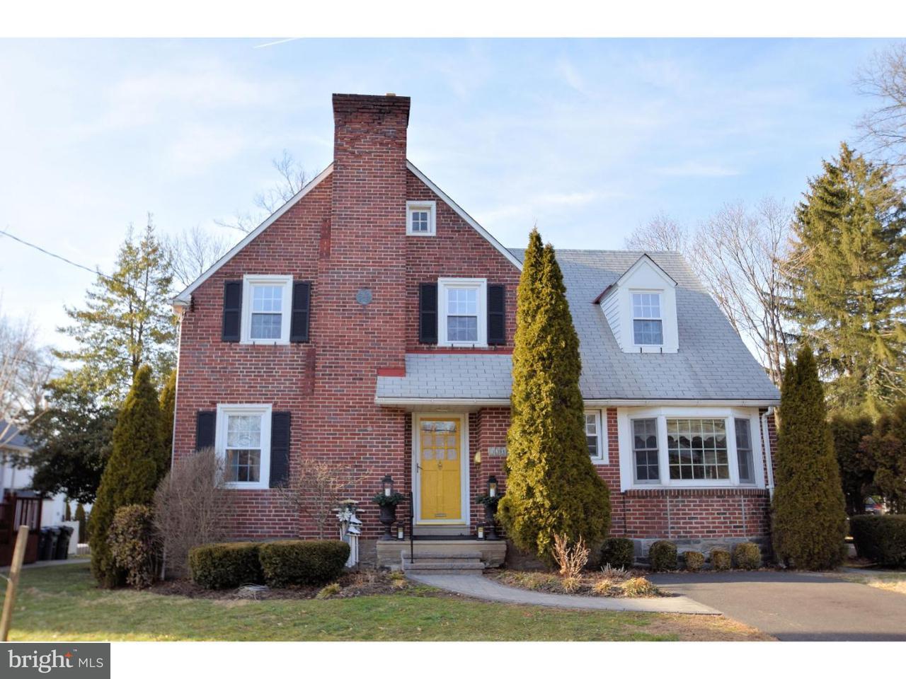 独户住宅 为 销售 在 1208 JERICHO Road Abington, 宾夕法尼亚州 19001 美国