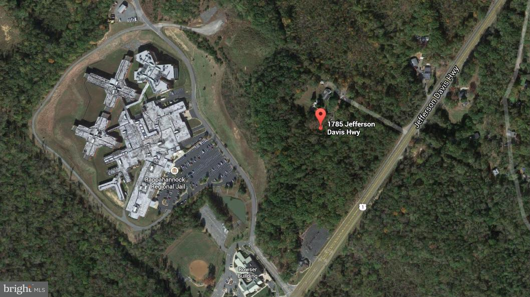 Land for Sale at 1785 Jefferson Davis Hwy Stafford, Virginia 22554 United States