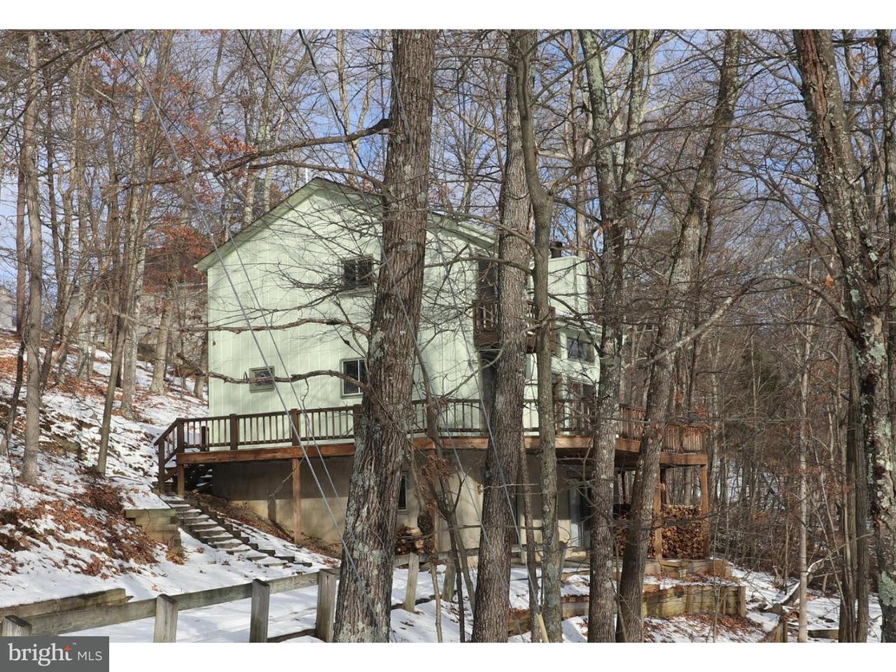 Частный односемейный дом для того Продажа на 101 STAFFORD Bushkill, Пенсильвания 18324 Соединенные Штаты