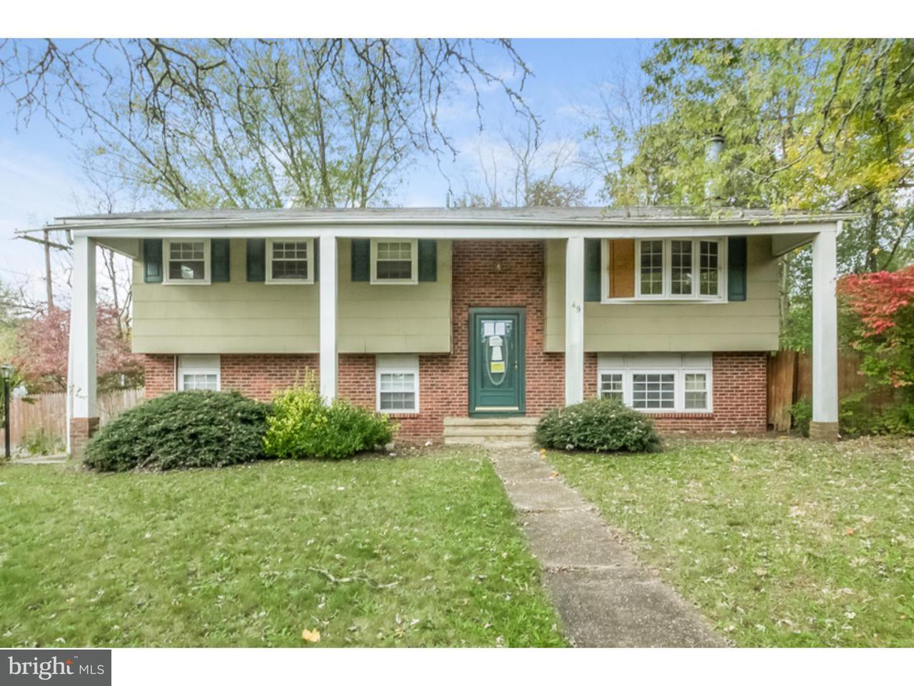 Частный односемейный дом для того Продажа на 49 BIRCH Drive Jackson Township, Нью-Джерси 08527 Соединенные Штаты