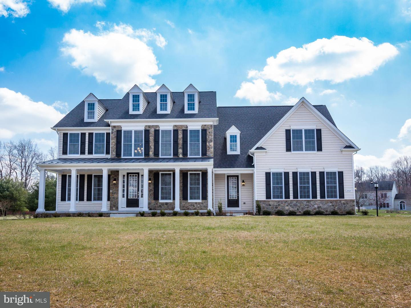 Single Family for Sale at 14528 Old Frederick Rd Cooksville, Maryland 21723 United States